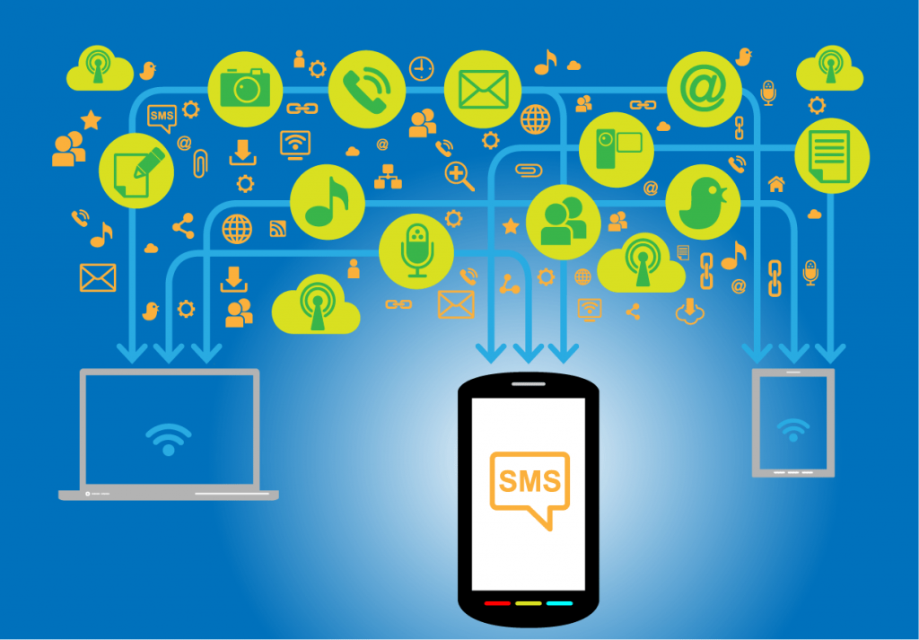 SMS integrations to other channels